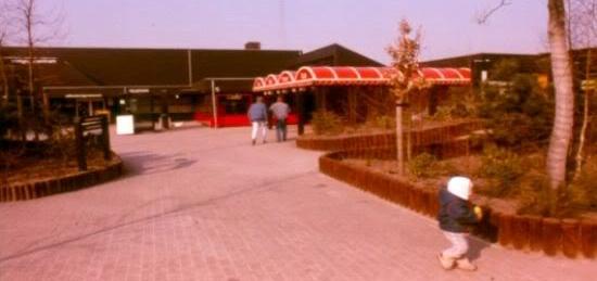 1980 - Het eerste complete parkcentrum op De Eemhof