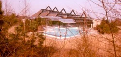 1980 - Het eerste subtropische zwemparadijs is geopend op De Eemhof