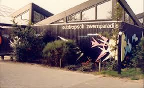 1984 - Het subtropisch zwemparadijs op De Huttenheugte