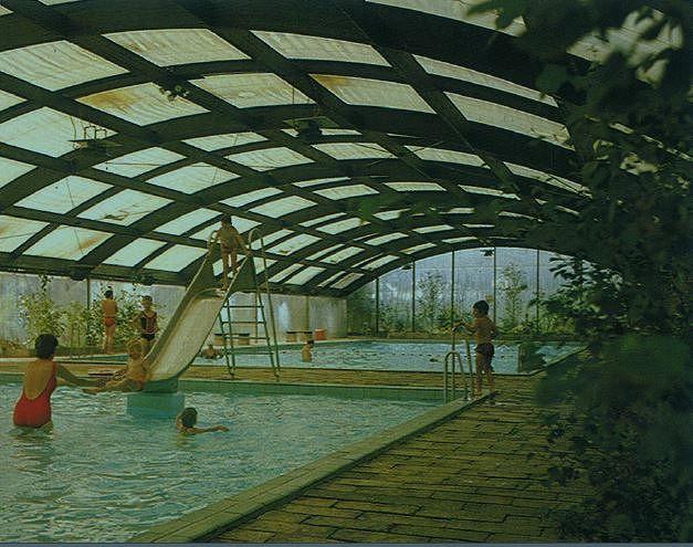 1972 - Zwembad Het Meerdal